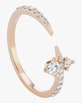 Sophie Ratner Pave Apex Ring