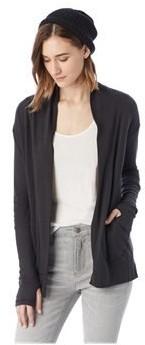 Alternative Women's Wrap Sweater