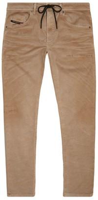 Diesel Distressed Thommer Slim Jeans