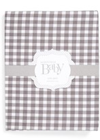 Nordstrom Gingham Crib Skirt