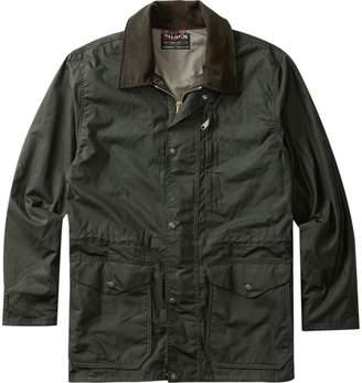 Filson Cover Cloth Mile Marker Coat Men S Shopstyle