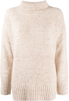 Vanessa Bruno Roll Neck Jumper