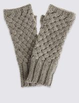 Marks and Spencer Cable Slash Gloves