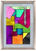 PTM Images Geometric Pop Wall Art