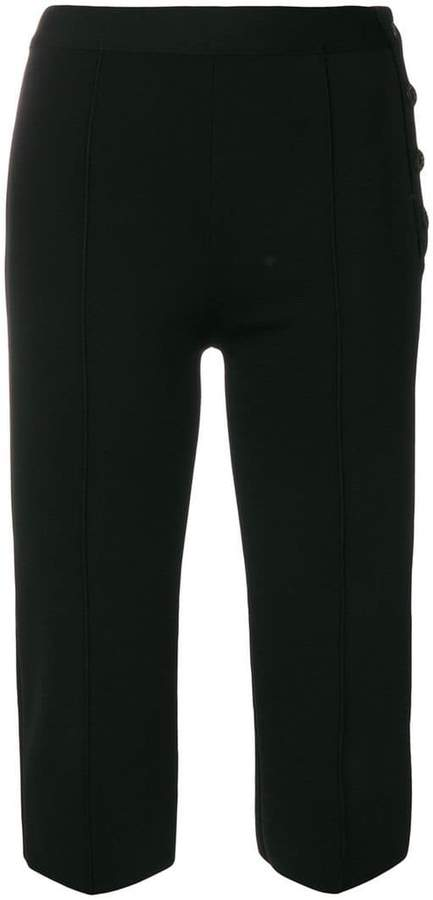 Givenchy slim cropped trousers