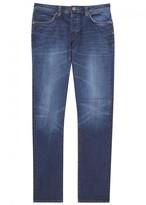 Neuw Iggy Blue Faded Skinny Jeans