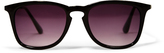Jeepers Peepers Large Frame Sunglasses Black