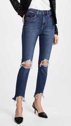 L'Agence Highline High Rise Skinny Jeans