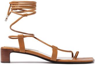Rag & Bone Lace-up Leather Sandals