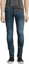 G Star G-Star 3301 Deconstructed Super-Slim Jeans, Loomer Blue