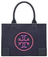 Tory Burch Ella Beaded Mini Tote