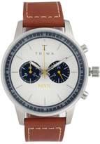 Triwa Ocean Nevil Chronograph Watch Brown