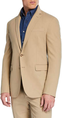 Ralph Lauren Men's RLX Hadley 2-Button Jacket, Tan