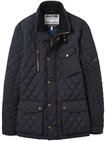 Joules Stafford Quilted Jacket, Navy