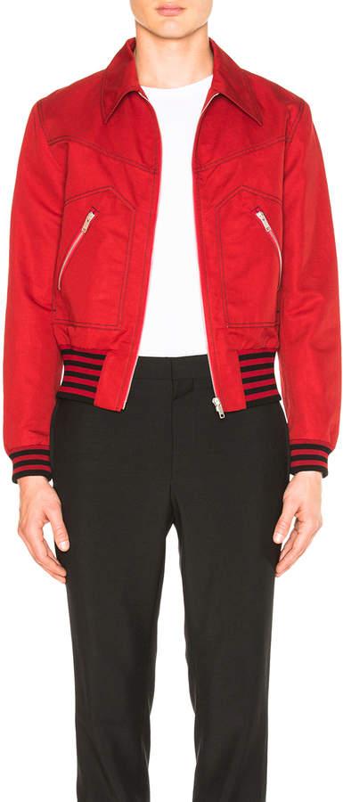 Givenchy Gabardine Jacket