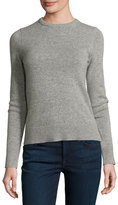 Theory Salomina Cashmere Tie-Back Sweater