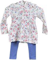 Carter's Girls 2-Piece Floral Playwear Set