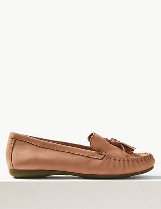 M&S CollectionMarks and Spencer Suede Tassel Loafers