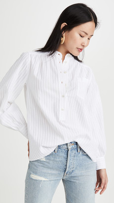 Marc Jacobs Sofia Loves The Collarless Top