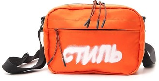 Heron Preston CTNMB Camera Bag