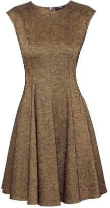 Theory Princess Seam Peplum Dress