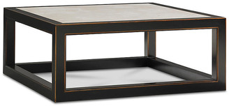 Bunny Williams Home Ming Coffee Table - Cream