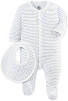 Petit Bateau Baby boys printed pajamas