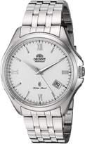 Orient Men's SER1U002W0 Herald Analog Display Japanese Automatic Silver Watch
