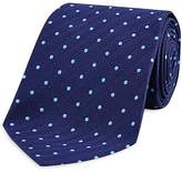 Turnbull & Asser Dot Wide Tie