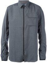 Oamc zipped patch pocket jacket