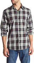 Joe Fresh Long Sleeve Poplin Regular Fit Shirt