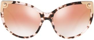 Dolce & Gabbana Eyewear cat-eye tinted sunglasses