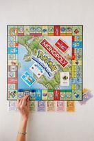 Urban Outfitters Pokemon Kanto Edition Monopoly Game