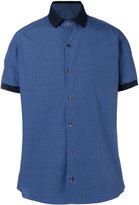 Salvatore Ferragamo 'Gancino' print shirt - men - Cotton - S