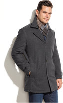 London Fog Men's Big and Tall Classic Car Coat