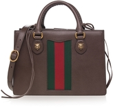 Gucci Animalie Leather Tote Bag