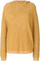Laneus lurex hoodie