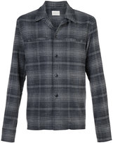 Simon Miller plaid flannel shirt