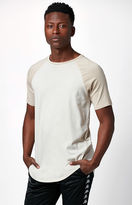 On The Byas Bambino Baseball Scallop T-Shirt