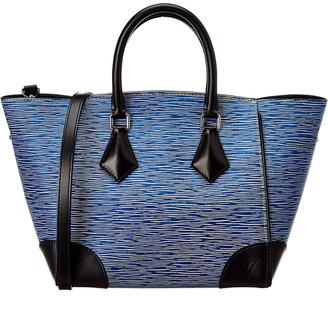 Louis Vuitton Blue Epi Leather Denim Phenix Pm