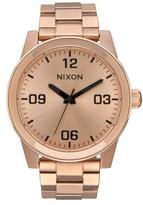 Nixon Women's Gi Bracelet Watch, 36Mm