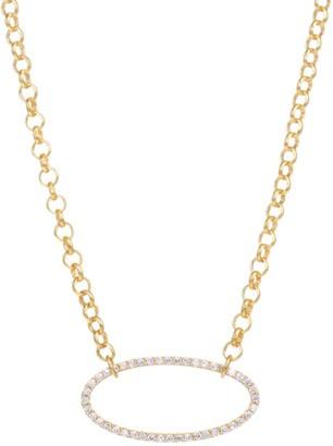 Dean Davidson Siganture Oval Pendant Necklace