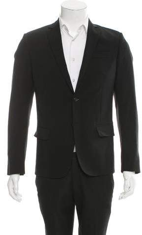 DSQUARED2 Wool Two-Button Blazer