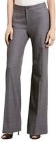 Lauren Ralph Lauren Stretch-Wool Flare Pants