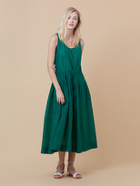 Diane von Furstenberg Drawstring Dress