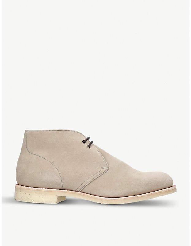Church's Sahara 3 suede chukka boots