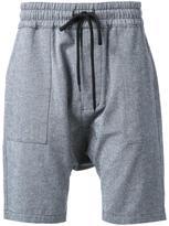 Bassike 'Military Slung' shorts