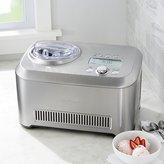 Crate & Barrel Breville ® Smart Scoop TM Ice Cream Maker