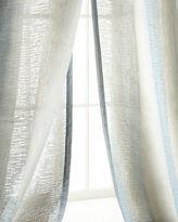 "Dian Austin Couture Home Each 54""W x 108""L Encore Stripe Curtain"