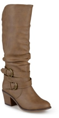 Journee Collection Late Wide Calf Boot